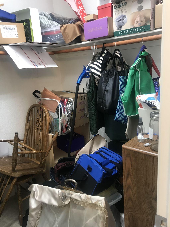 Small Hall Closet