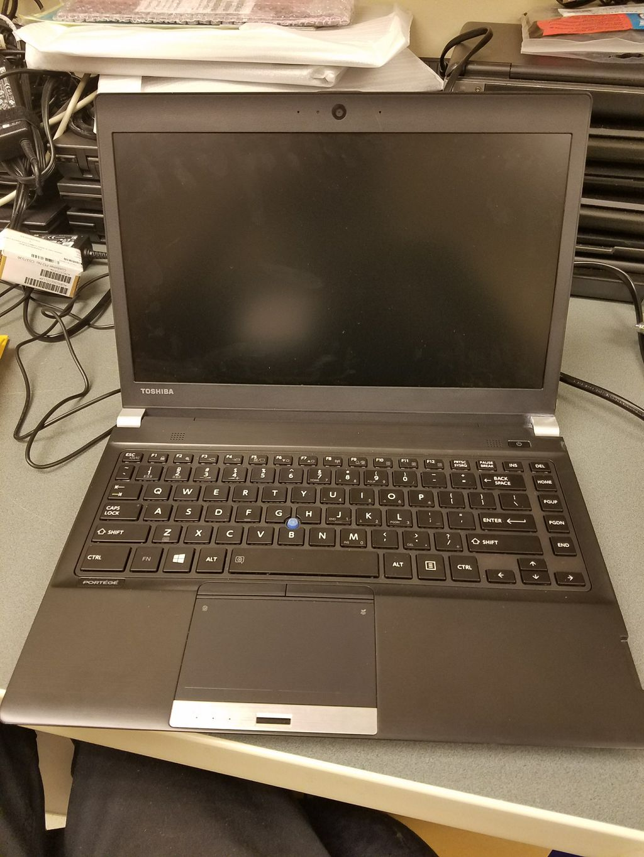 Toshiba Laptop Repair