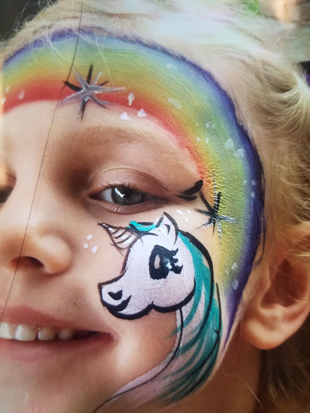 Facepainting Events