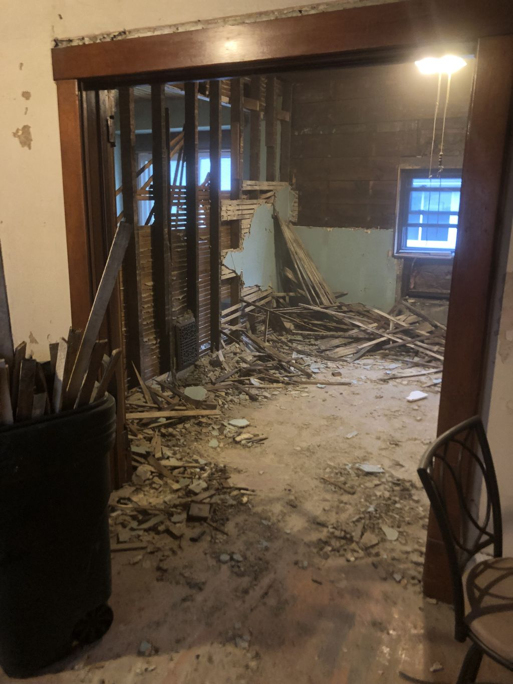 1900 house remodel