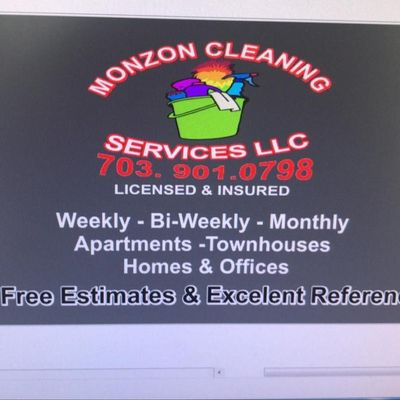 Avatar for Monzon Cleaning Service LLC Waldorf, MD Thumbtack