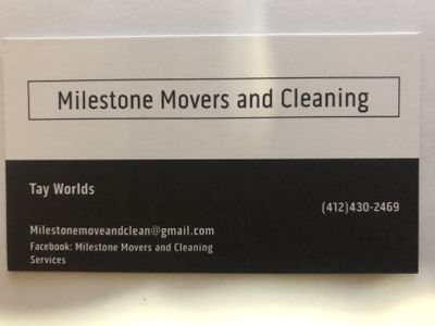 Avatar for Milestone Movers & Cleaners Monroeville, PA Thumbtack