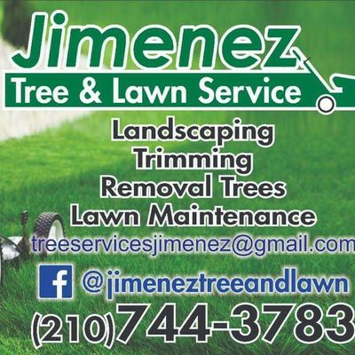 Avatar for Jimenez tree and lawn service Cibolo, TX Thumbtack