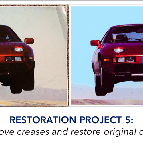 Restoration Project 5