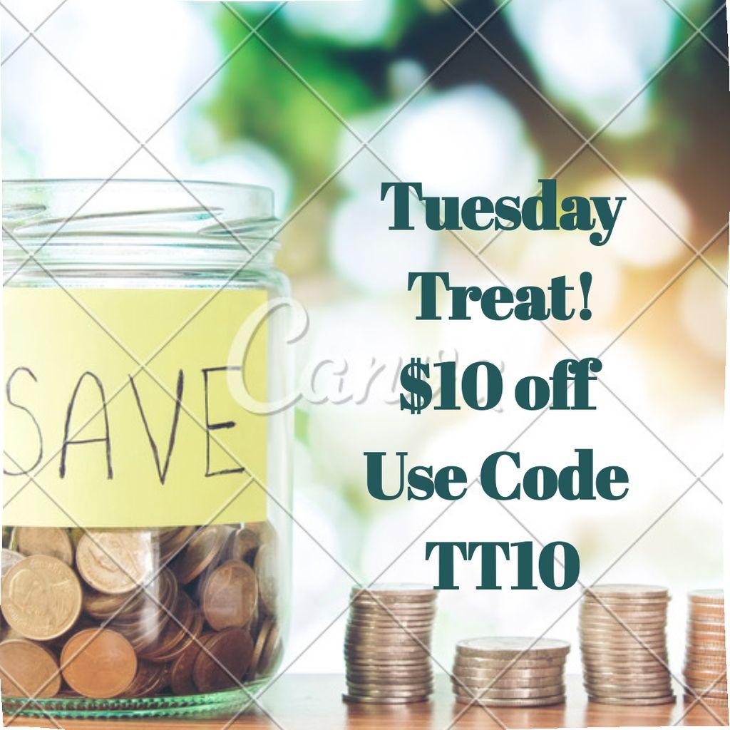 Treat Tuesday