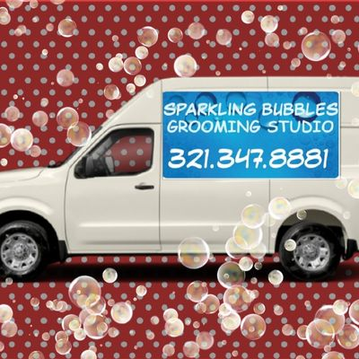 Avatar for MOBILE DOG GROOMING SPARKLING BUBBLES Orlando, FL Thumbtack