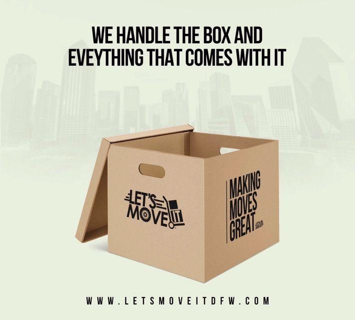 Let's Move It!!!