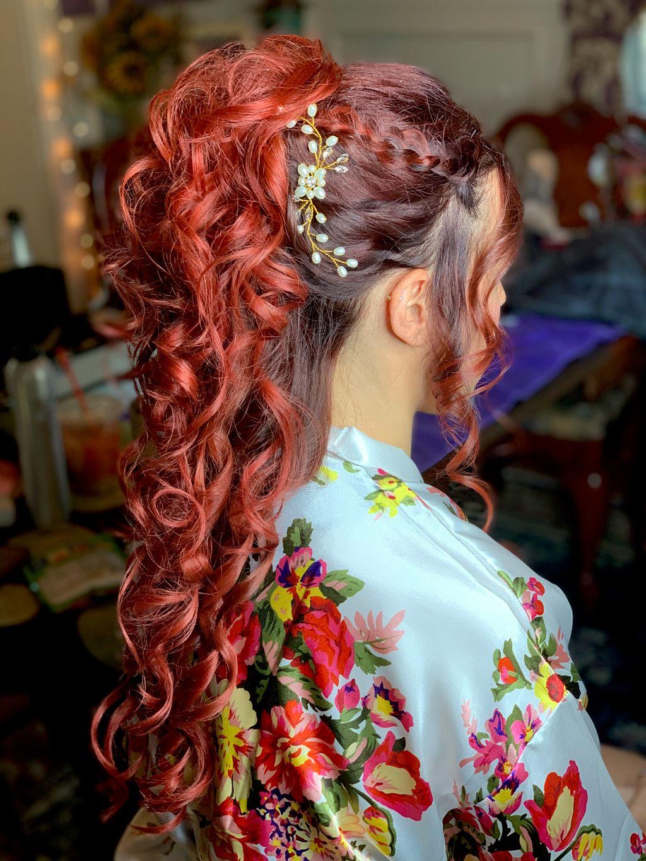 Fall Wedding - Hair & Make-Up