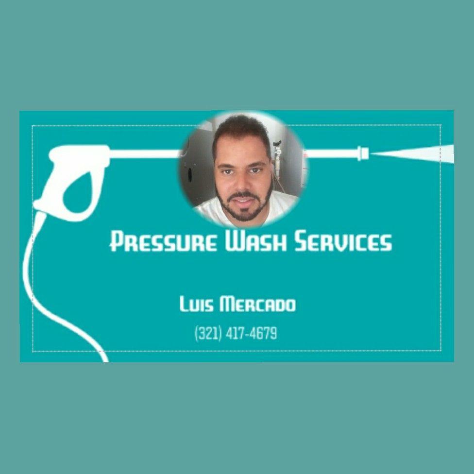 Pressure Wash Services