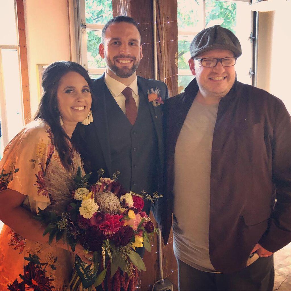 Wedding Ceremony - Minneapolis 2019