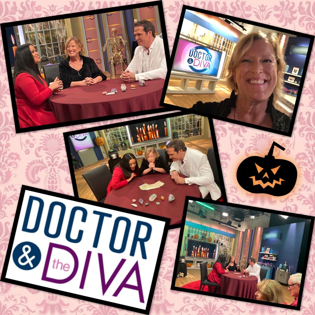 Doctor and the Diva Talk Show Appearance