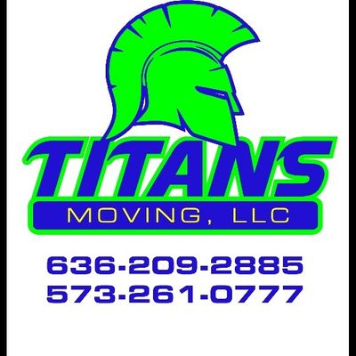 Avatar for Titans Moving LLC De Soto, MO Thumbtack