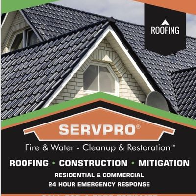 Avatar for SERVPRO Of Mesquite (Roofing & Construction) Forney, TX Thumbtack