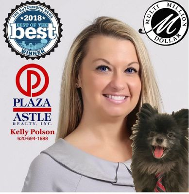 Avatar for Kelly Polson - Plaza Astle Realty Hutchinson, KS Thumbtack