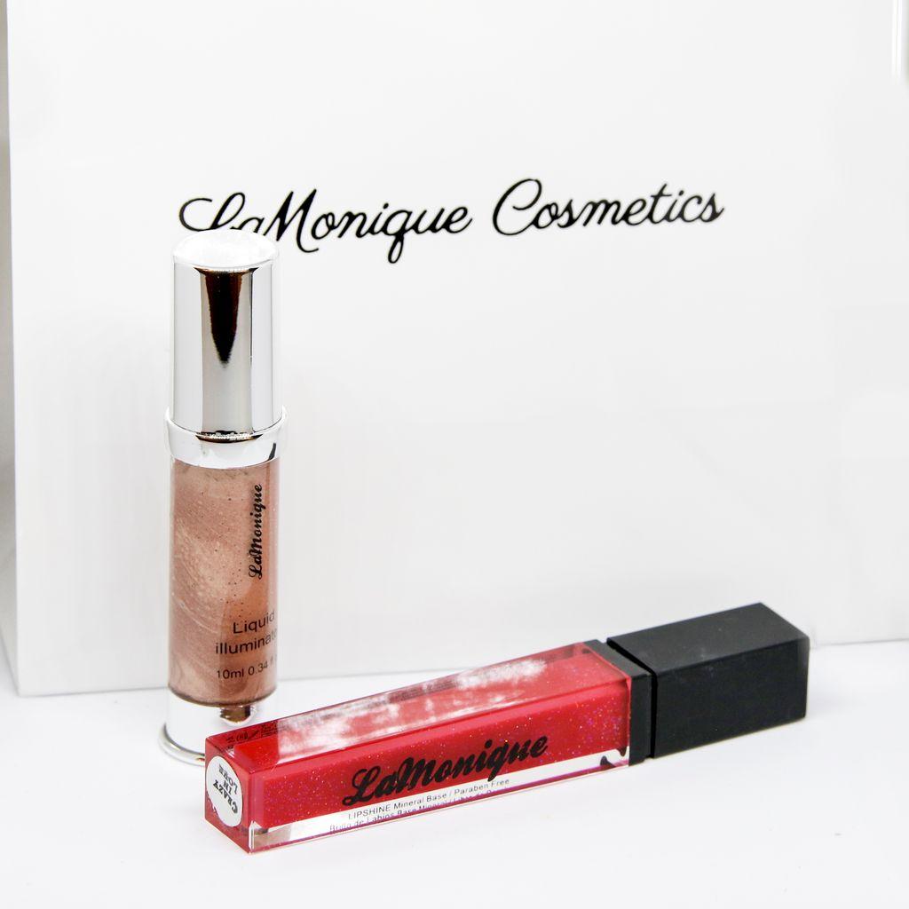 Product Photography - LaMoniqueCosmetics dot com