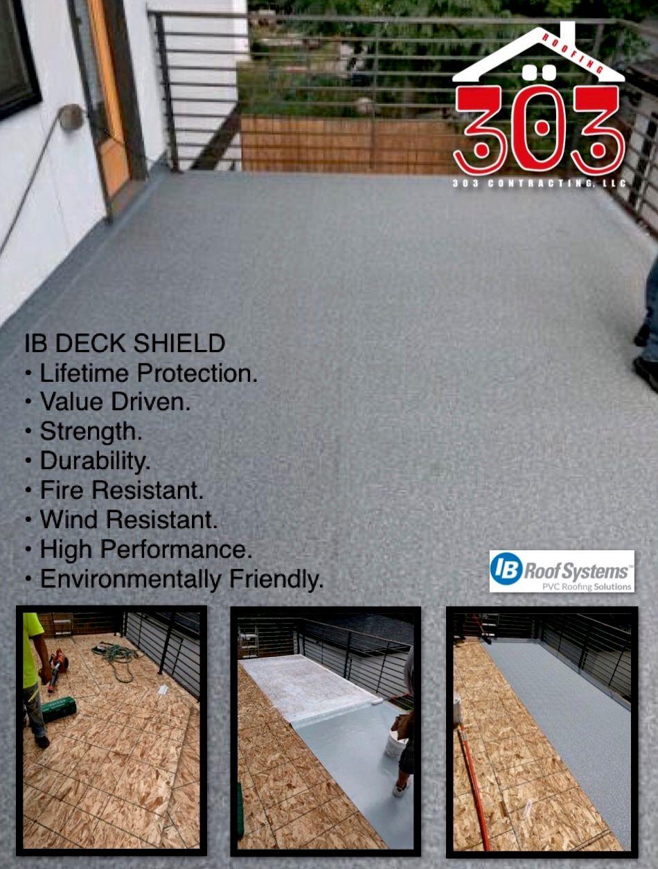 IB Deck Shield