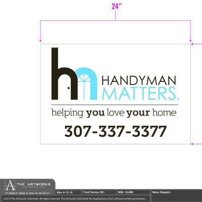 Avatar for Handyman Matters of Casper