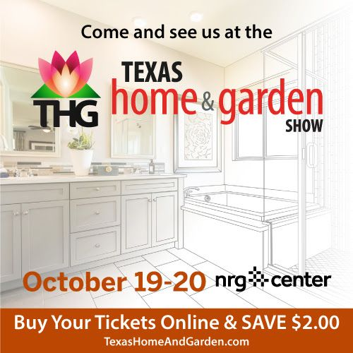 We had a great time at the Texas Home and Garden Show in Oct. 2019!