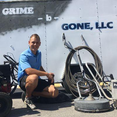 Avatar for Grime-b-Gone, LLC