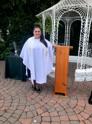 Avatar for Pastor Aida Crespo, Bilingual Wedding Officiant, Newark, NJ Thumbtack