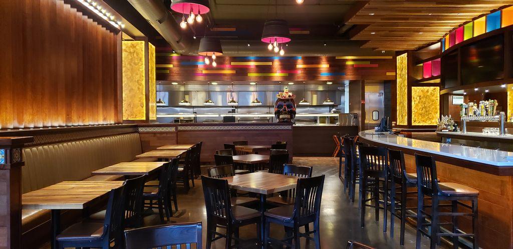 South Loop Restaurant Renovation
