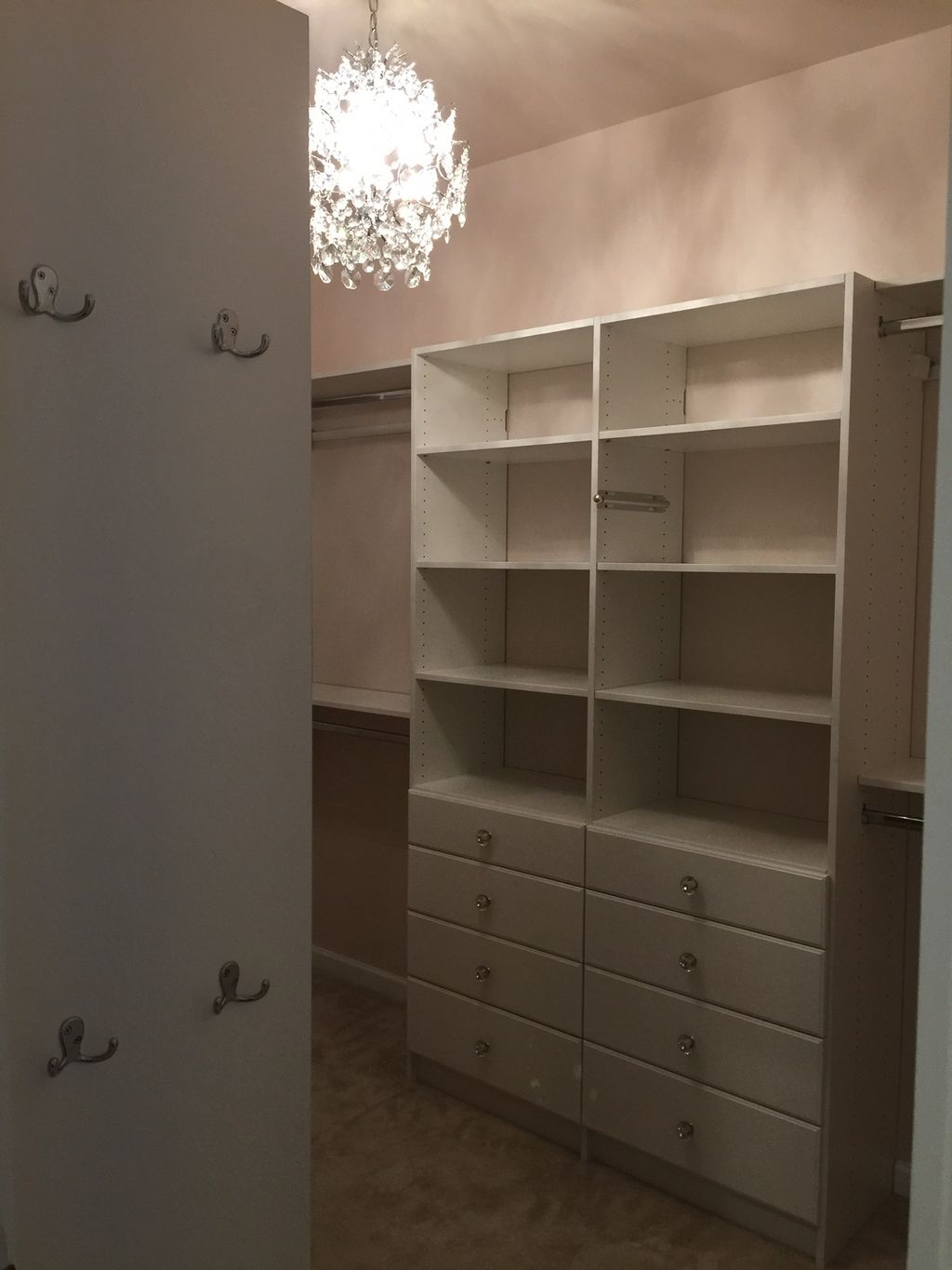 Closet and Shelving System Installation - Avondale 2019