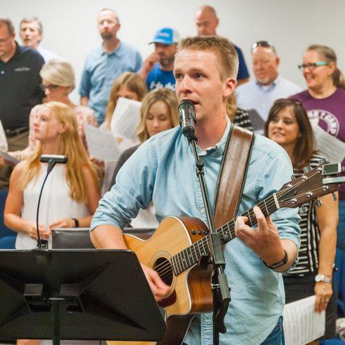 Leading Worship Rehearsal