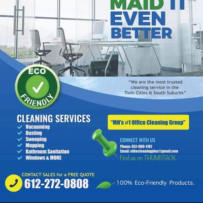 Avatar for Elite Cleaning Solutions Plus