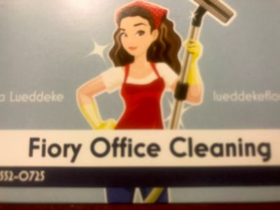 Avatar for FIORY OFFICE CLEANING SERVICES Newark, NJ Thumbtack