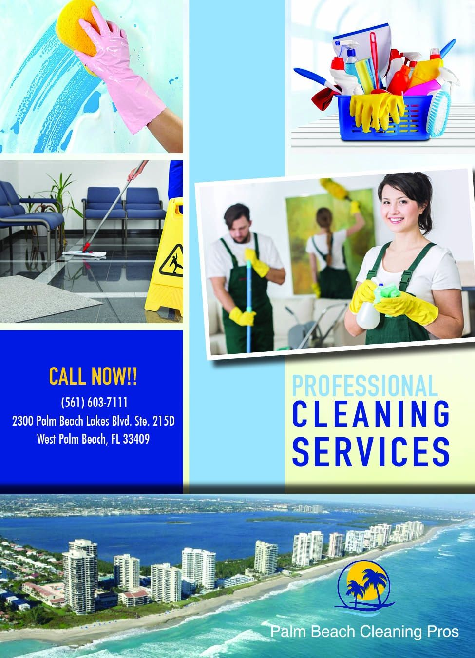 Palm beach cleaning pros
