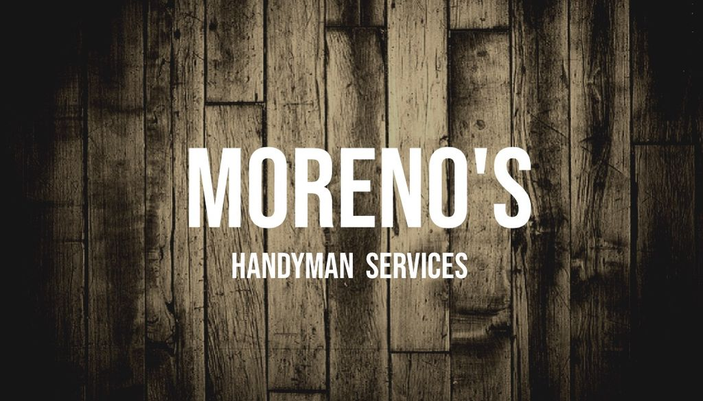 Moreno's handyman service ni