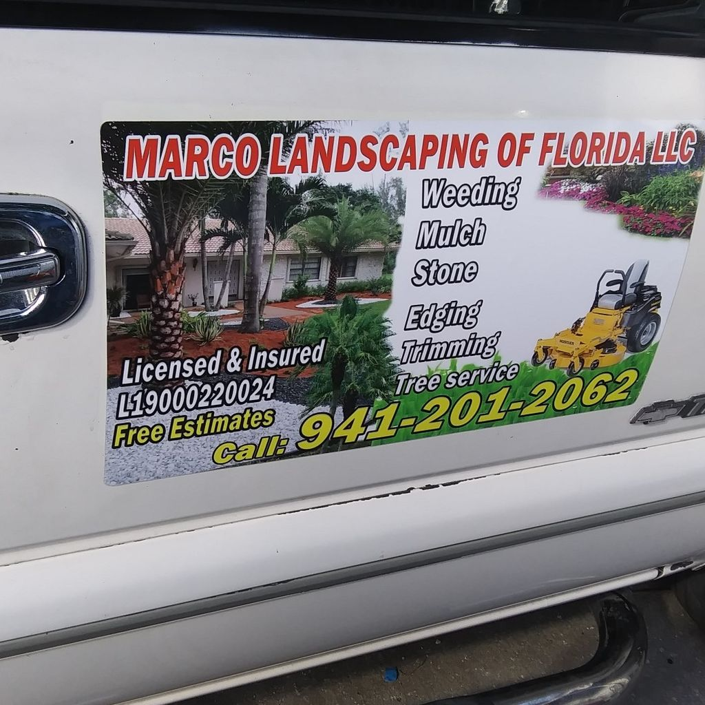Marco Landscaping