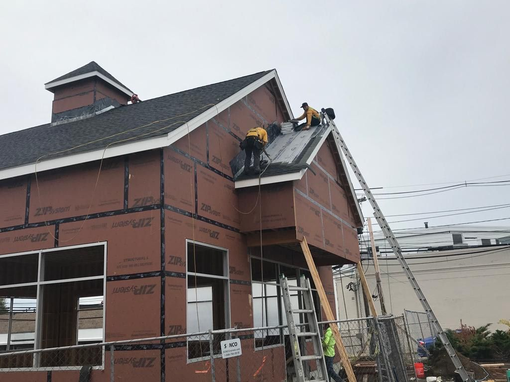 Lowell New Roof