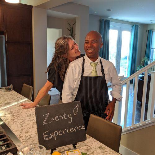 Cheryll & Gerald of Zesty Experience