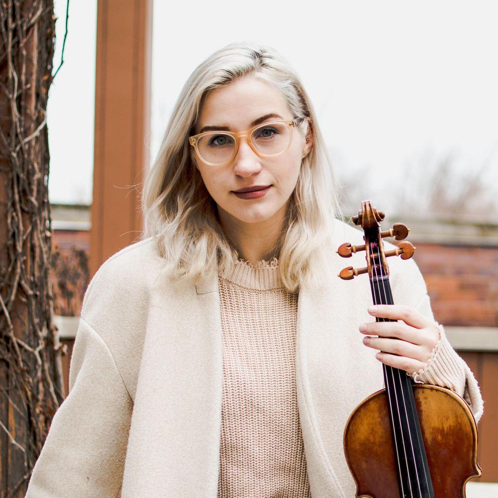 The Rhode Studio Violin Lessons