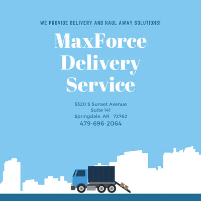 Avatar for MaxForce Delivery Service