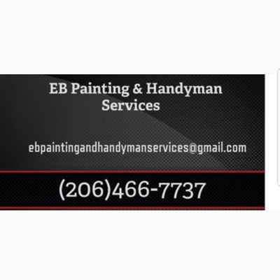 Avatar for EB PAINTING AND HANDYMAN SERVICES Everett, WA Thumbtack