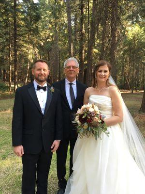 Avatar for Sacramento Wedding Officiant, Ken Birks