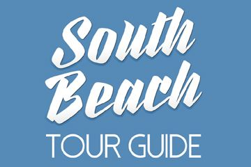 South Beach Tour Guide App (Android & iOS)