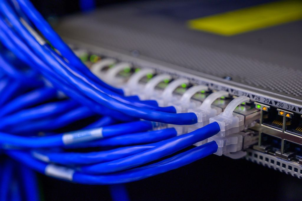 AS Commercial Cabling & Security Cameras