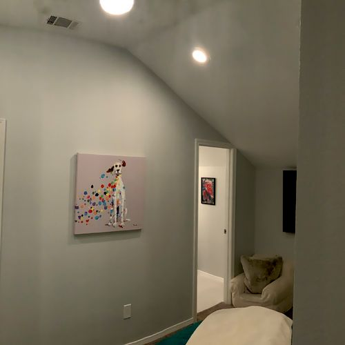 Attic Conversion Kid's Room