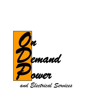 Avatar for On-Demand Power & Electrical Services