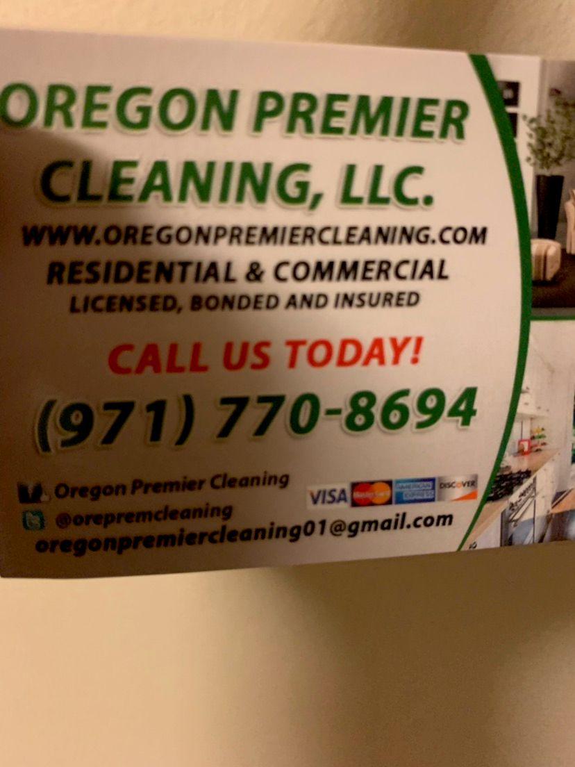 Oregon Premier Cleaning Services LLC