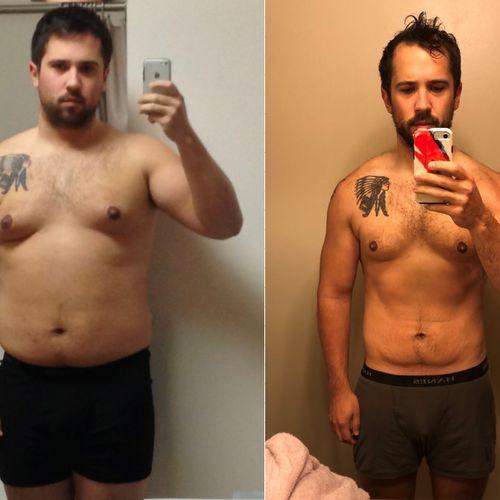 Trainer Progress - 1.3.15 - 7.1.19