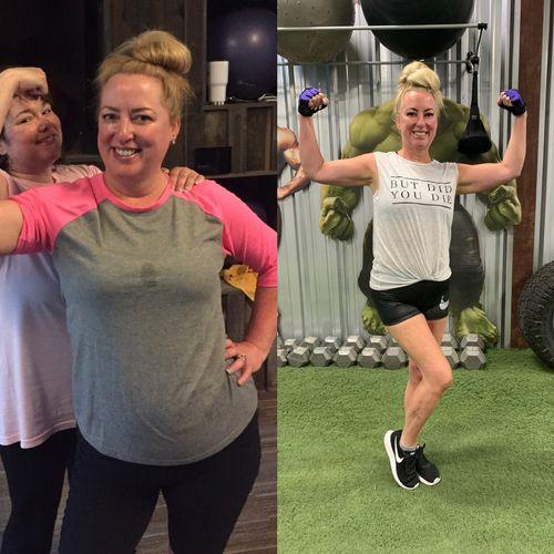 Tamara - 2 years difference