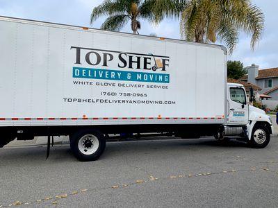 Avatar for Top Shelf Delivery Vista, CA Thumbtack