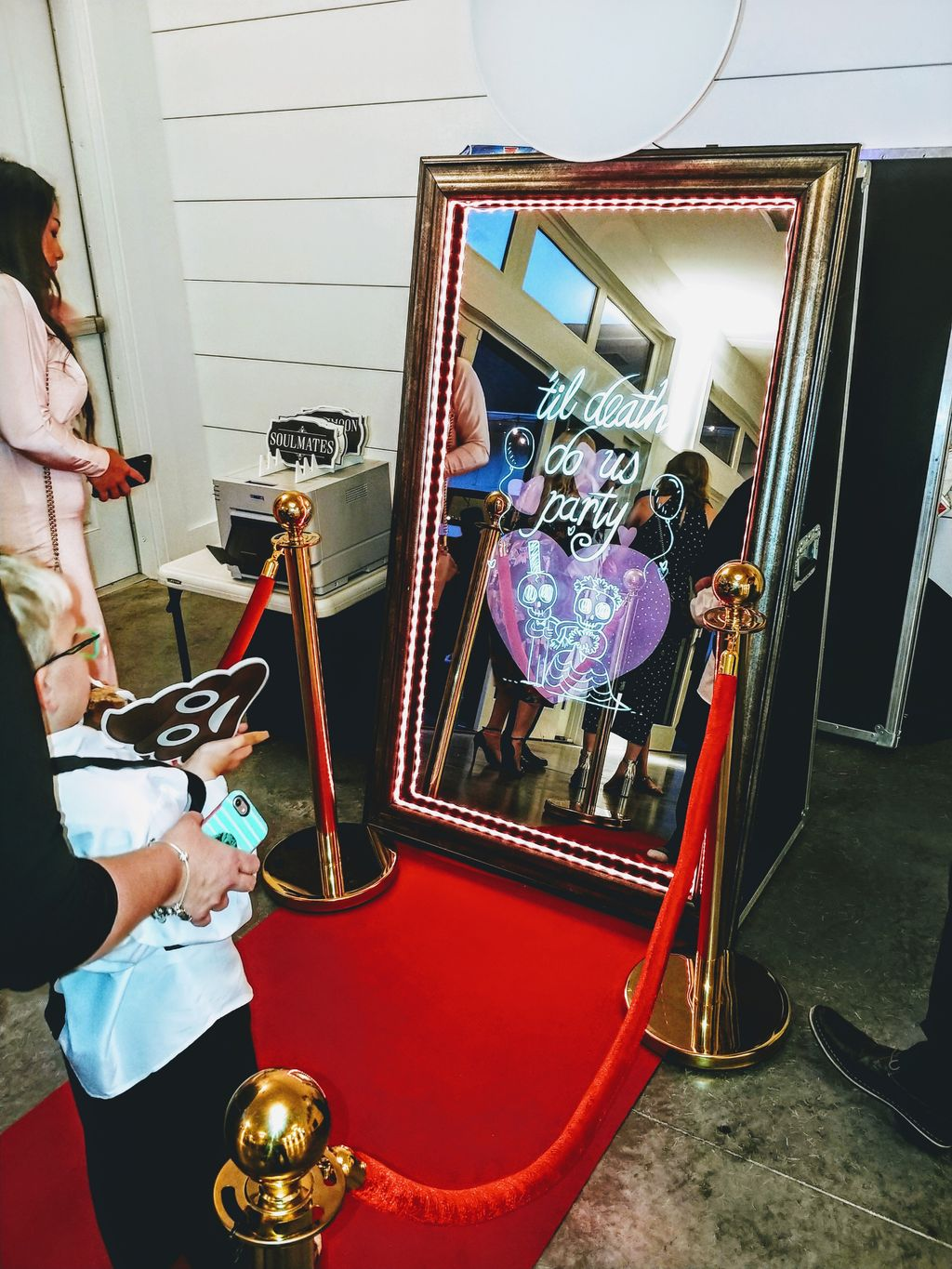 Magic Mirror and Key Package
