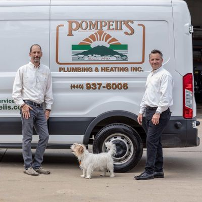 Avatar for Pompeii's Plumbing and Heating, Inc.