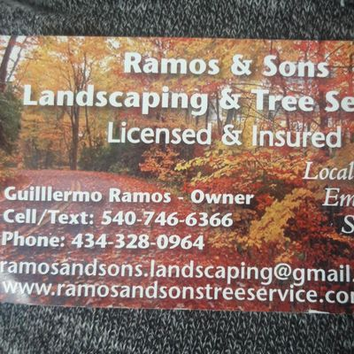 Avatar for ramos landscaping and tree services