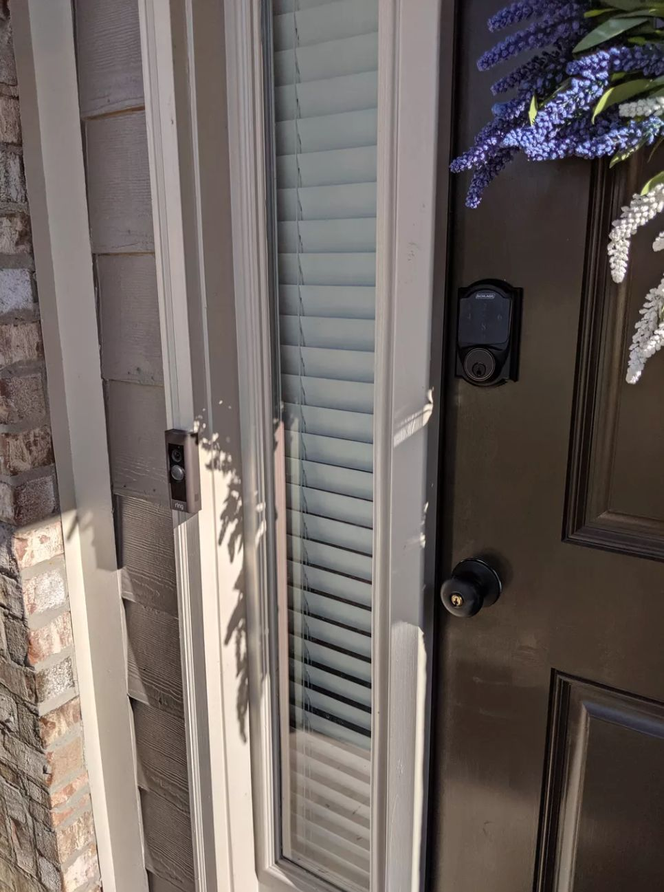 Video Doorbell and Smart Lock Installation